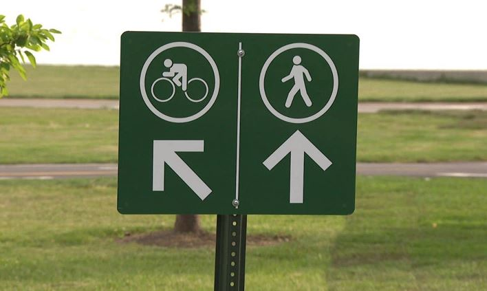 Image result for lakefront trail chicago, active transit