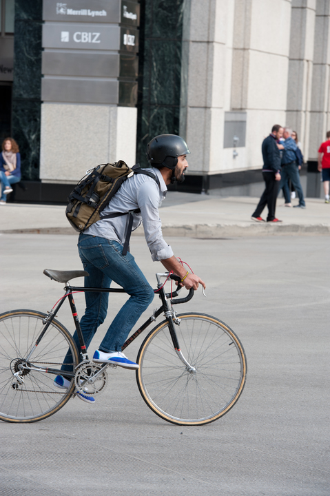 featured image Volunteers needed for Summer 2015 Downtown Bike Count
