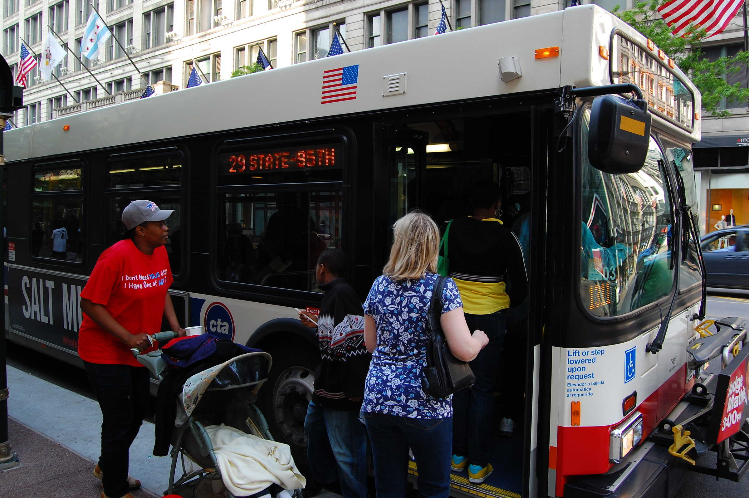 featured image Take our survey -- help improve Chicago's bus service