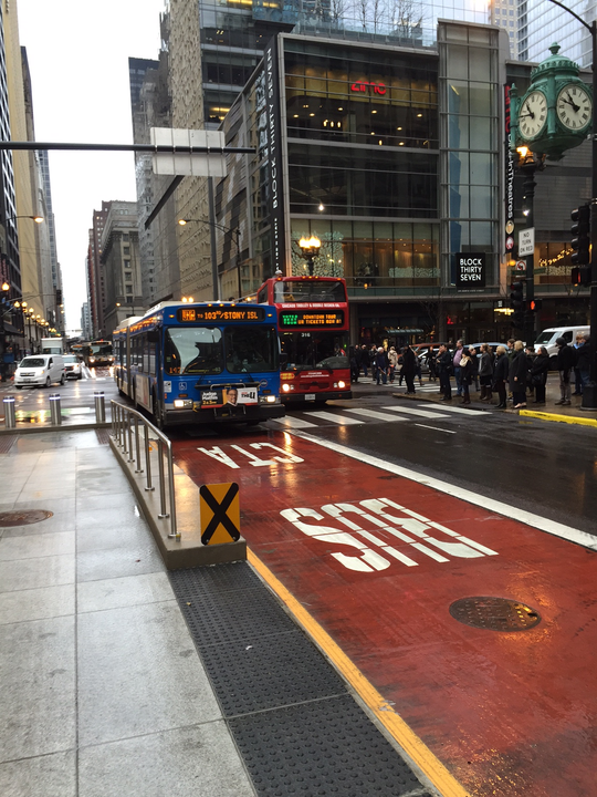 featured image Back on the Bus: Create more effective ways to enforce bus lanes