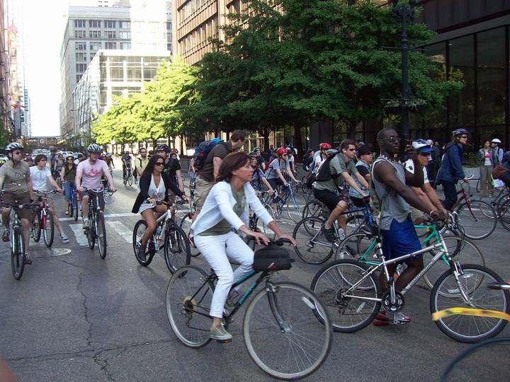 featured image Chicago Critical Mass marks 20 years