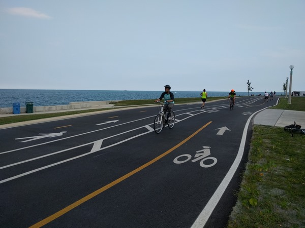 featured image Celebrate Lakefront Trail improvements with us