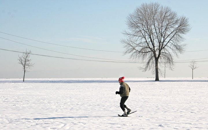featured image January events on the Lakefront Trail
