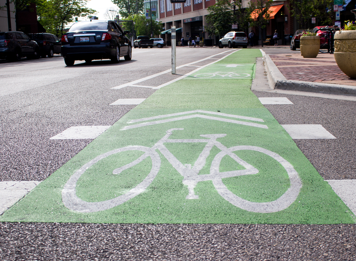 featured image More protected bike lanes coming to Evanston