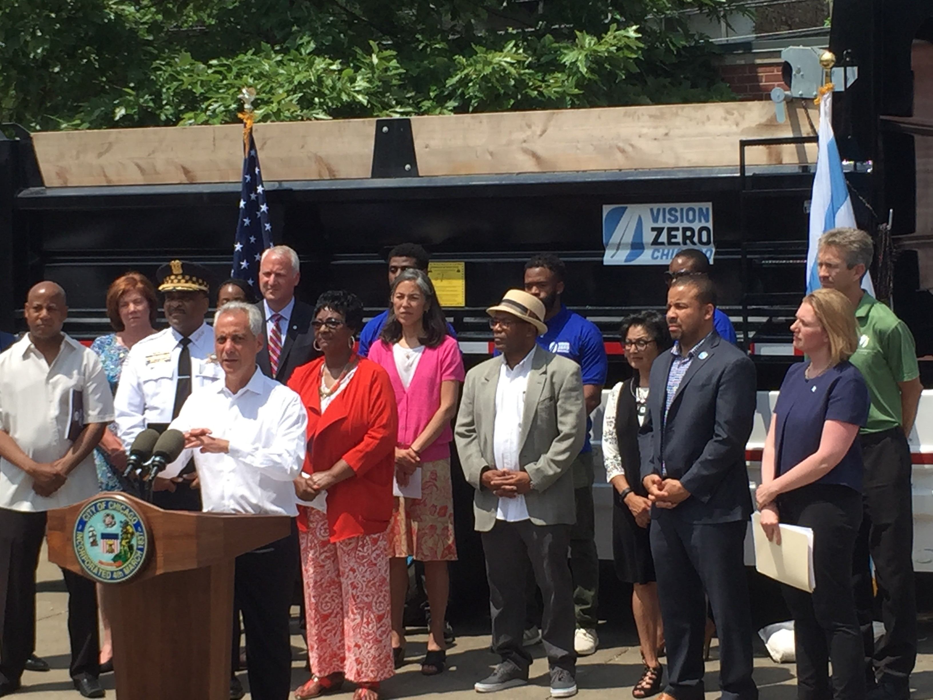 featured image Vision Zero Action Plan focuses on reducing vehicle speeds