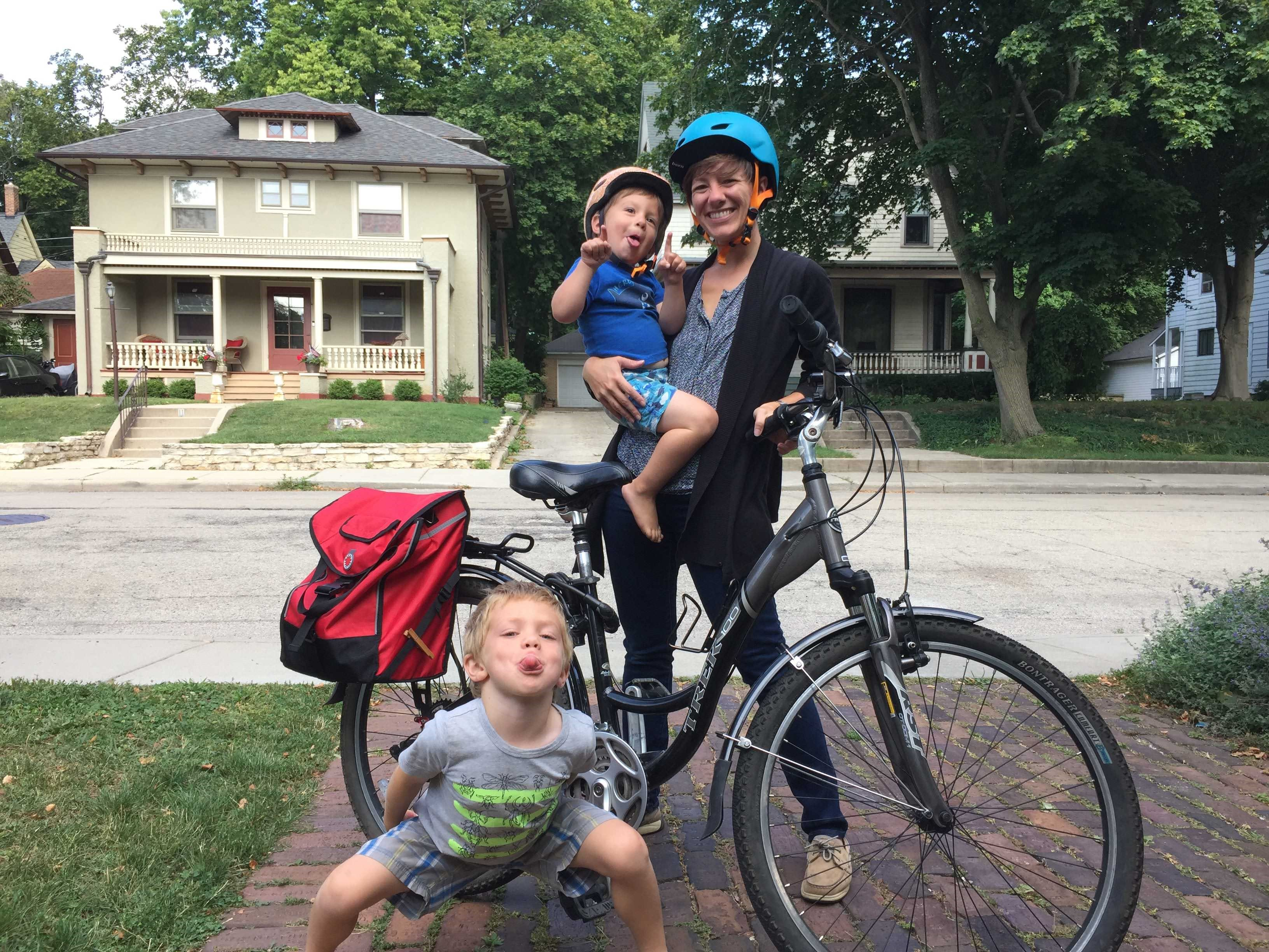 featured image 31-days of car-free suburban life