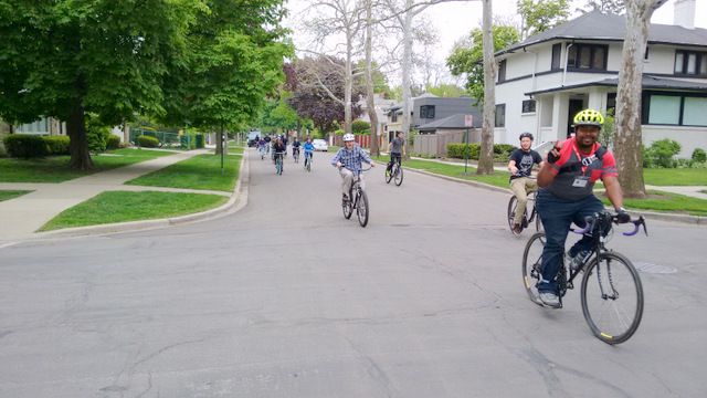 featured image New bike education effort aimed at older students