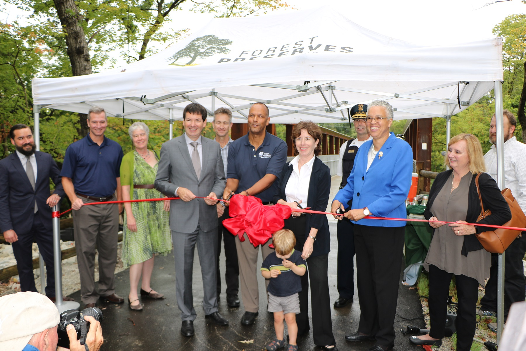 featured image Now open: North Branch Trail extension