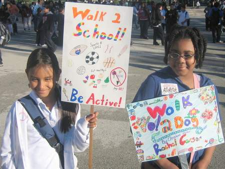 featured image What's your school doing on Oct. 7, Walk to School Day?