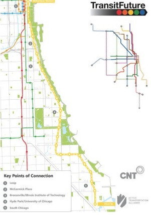 featured image More rail service needed along south lakefront